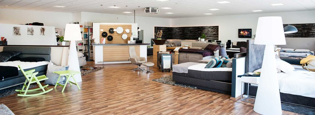 Boxspringbetten Paderborn, Davimar Showroom in Paderborn