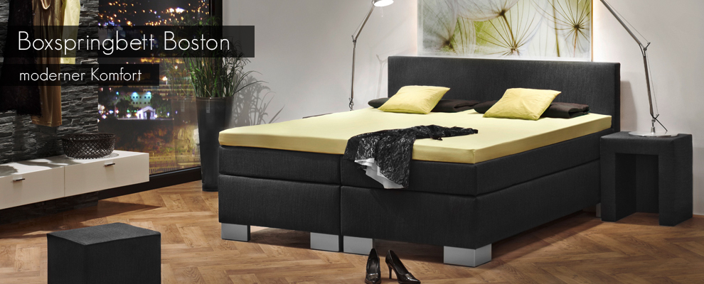 fey co myspring boxspringbetten bei davimar. Black Bedroom Furniture Sets. Home Design Ideas