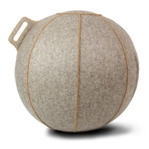 VLUV_Seating_Ball_Greige_Melange_Brown